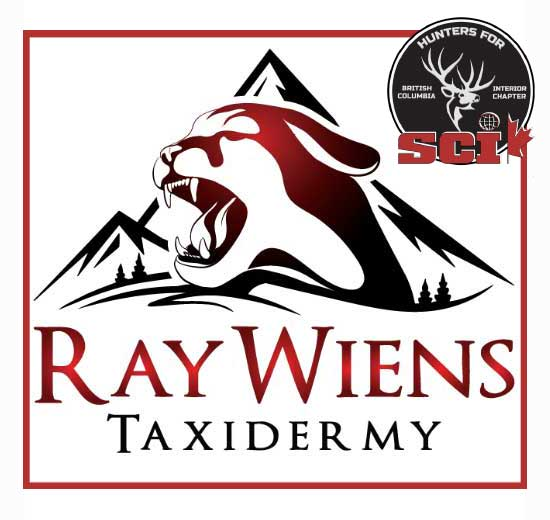 ray wiens taxidermy sci sponsor logo